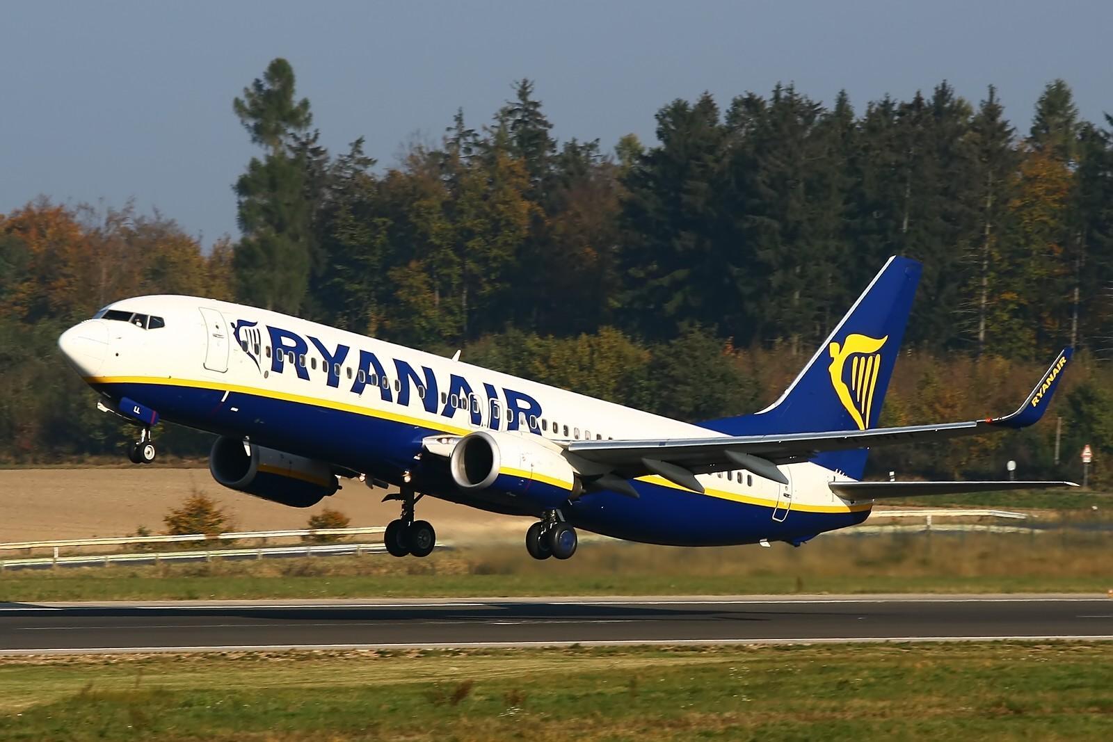 Ryanair check in